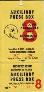 Football Cardinals – Press Pass