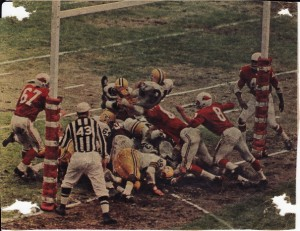 1963 Cardinals and Packers