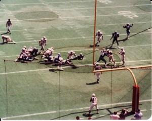 1979 Cardinals and Cowboys- Cowboys Score