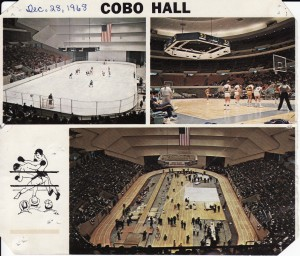 Cobo Hall Arena