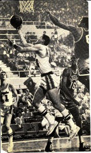 Jerry West / Bill Russell