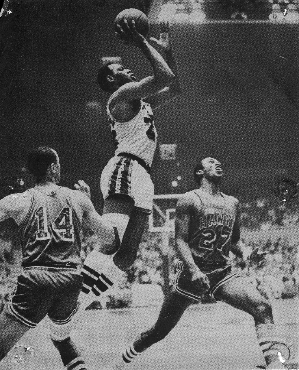 how tall is elgin baylor
