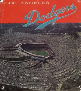 Dodger Yearbook 1966