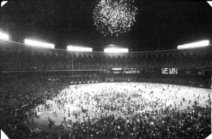 World Series 1982…Yes!! We win!!