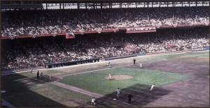 Cards and Yankees 1964 World Series….
