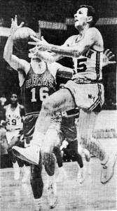 The Knicks Johnny Egan
