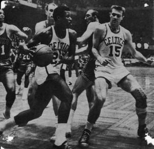 Celtics K.C. Jones