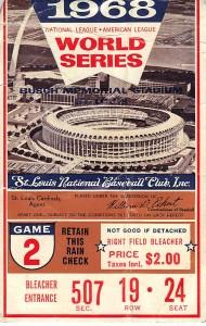1967 / 1968 World Series