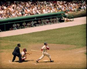 Stan swings away…..